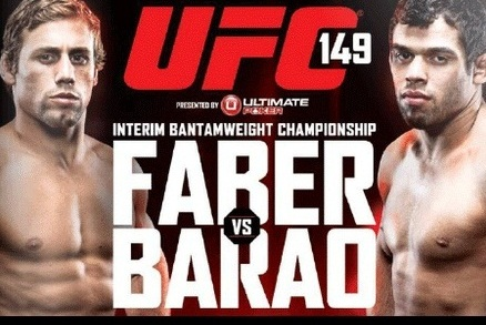 UFC 149 Preview: Free Fights from Urijah Faber and Renan Barao