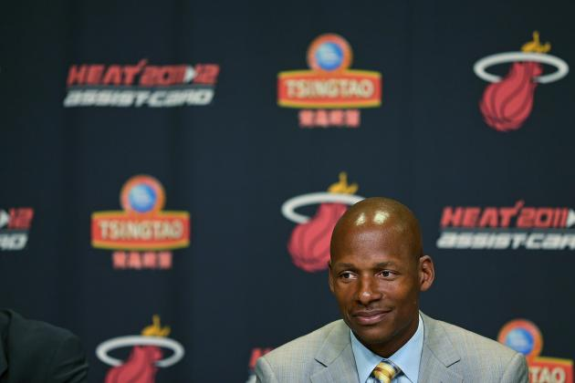 Miami Heat: 5 Reasons Why Ray Allen Guarantees Championship Repeat