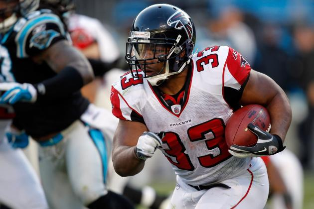5 Ways the Atlanta Falcons Can Lighten the Load on Michael Turner
