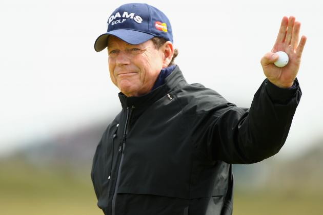 British Open 2012: Ranking the Greatest Champions in Open History