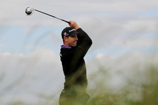 British Open Odds 2012: Best Bets Among Field