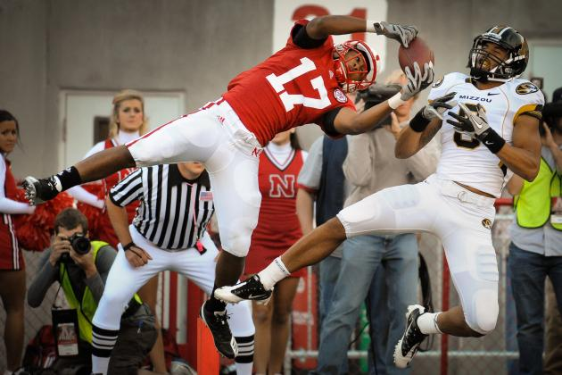 Nebraska Football: What You Need to Know About Cornhuskers' DB Ciante Evans