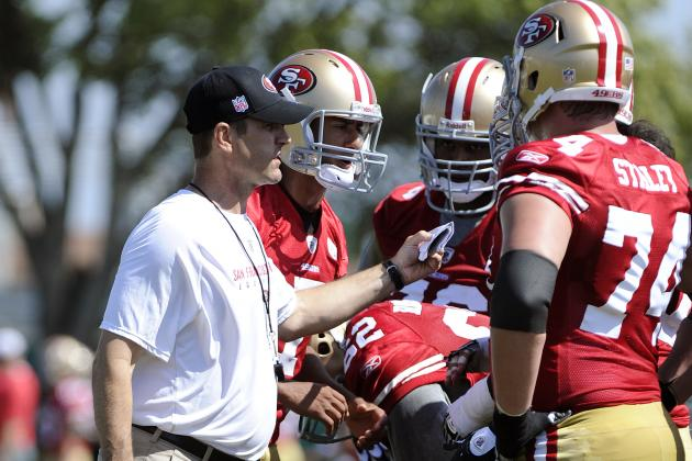 49ers Training Camp: Grading Each Position