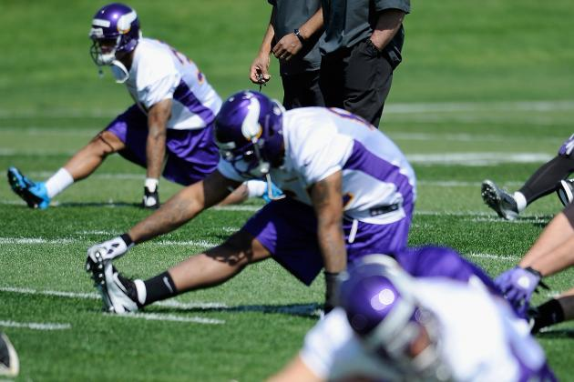 Stock Up, Stock Down for Key Minnesota Vikings Heading into Camp
