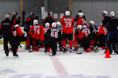 Philadelphia Flyers: NHL-Ready Players from 2012 Prospect Camp