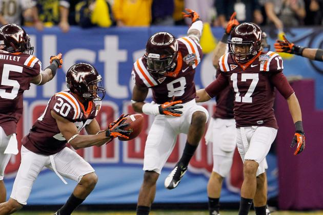 Virginia Tech Football: What You Need to Know About Hokies' Secondary for 2012