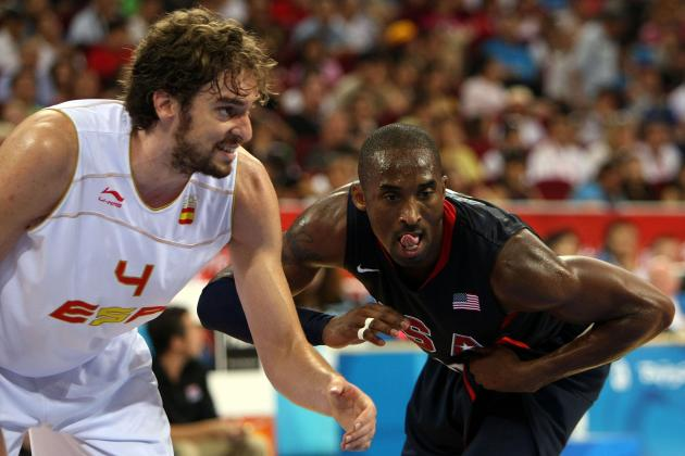 Olympic Basketball Schedule 2012: Complete Game Listings for Men and Women