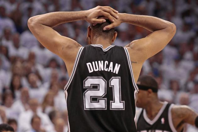 San Antonio Spurs and 4 Playoff Teams That Are Falling Behind