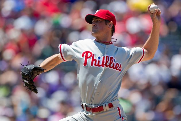 Cole Hamels Trade Rumors: Latest Updates on Dodgers, Rangers and More