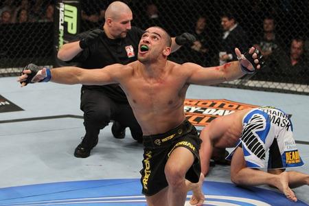 UFC 149: The 5 Key Dates in Renan Barao's Fight Career