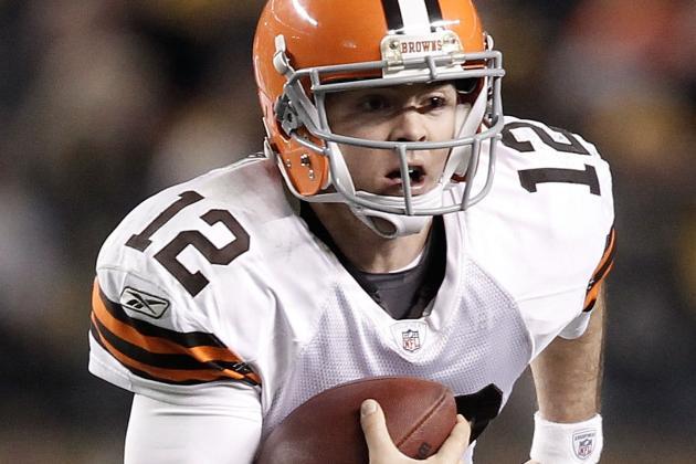 Cleveland Browns: Why Colt McCoy Should Start Ahead of Brandon Weeden in 2012
