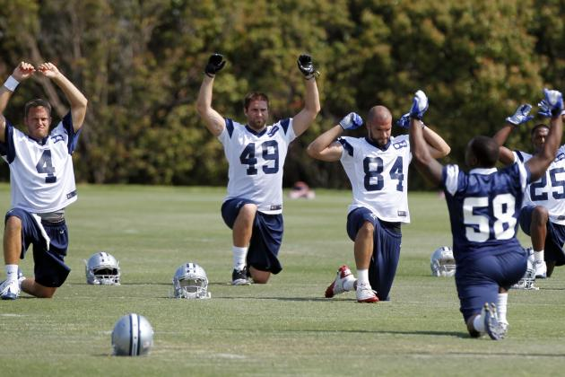Predicting Award Winners for the Dallas Cowboys' 2012 Season