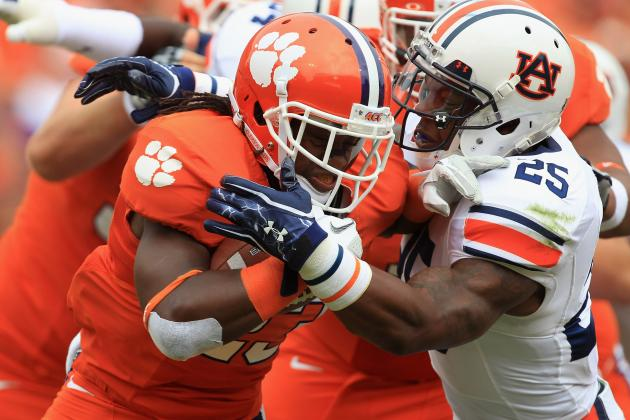 College Football 2012: The Ultimate Week 1 TV Viewing Guide