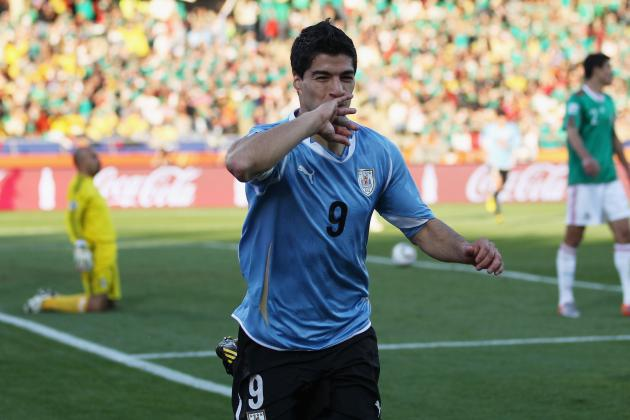 Olympics Soccer 2012: 5 Players You'll See Starting in the 2014 World Cup