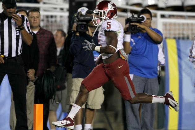 Washington State Football: 5 Breakout Players for the 2012 Season