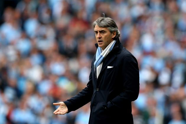 Roberto Mancini's Top 5 Decisions so Far at Manchester City