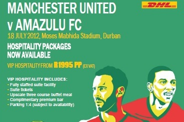 Amazulu vs. Manchester United: 10 Things We'd Like to See in Reds' Friendly