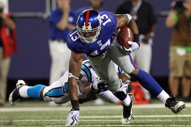 New York Giants: 5 Ways Ramses Barden Must Improve in 2012