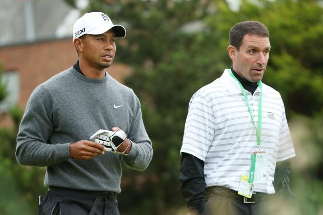 Tiger Woods: A History of Tiger's British Open Performances