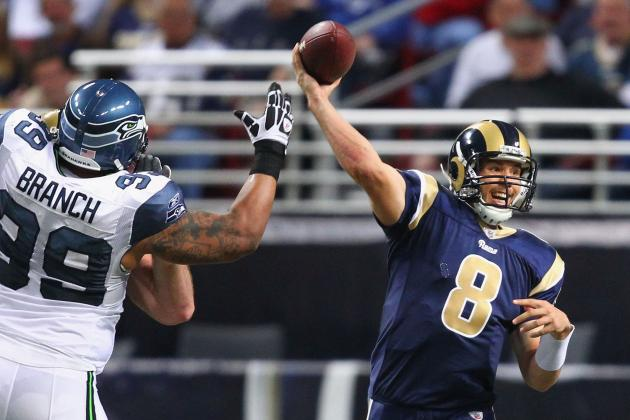 St. Louis Rams: 5 Games the Rams Must Steal to Make the Playoffs