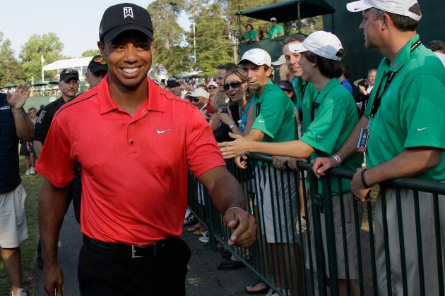 Tiger Woods: 5 Reasons Woods Will Rebound at 2012 British Open