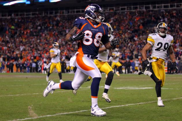 2012 NFL Predictions: Predicting One Breakout Player from Each Division