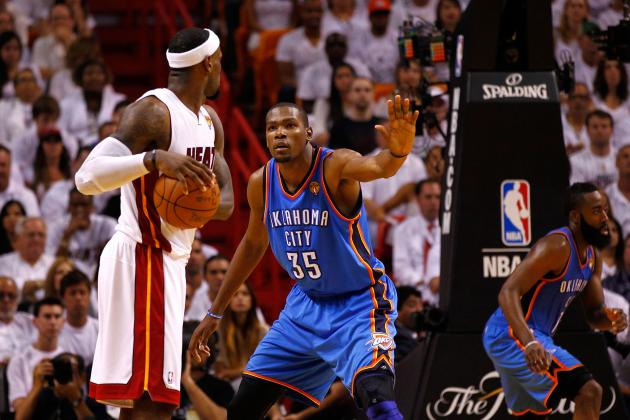 Predicting the Major Award Winners for the 2012-13 NBA Season