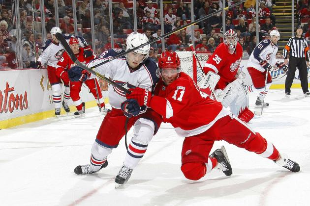 Detroit Red Wings: 6 Players Who Could Be Moved This off-Season