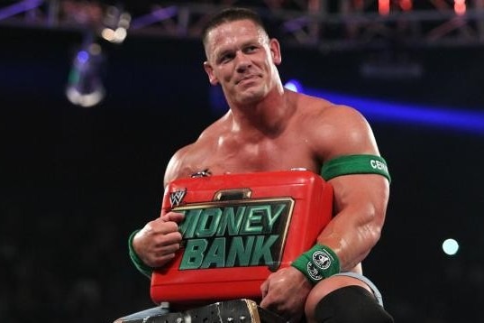 WWE: Possible Scenarios for John Cena to Cash In Money in the Bank Briefcase