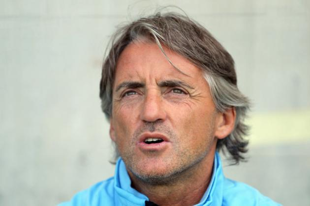 Manchester City's Top Targets and How They'd Fit into Roberto Mancini's System