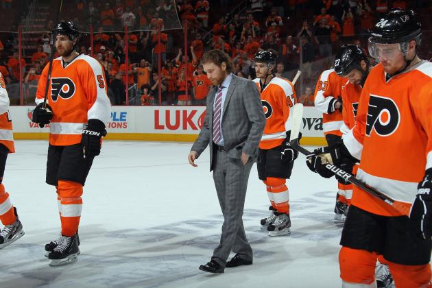 Philadelphia Flyers: 10 Bold Predictions for 2012-13 Season
