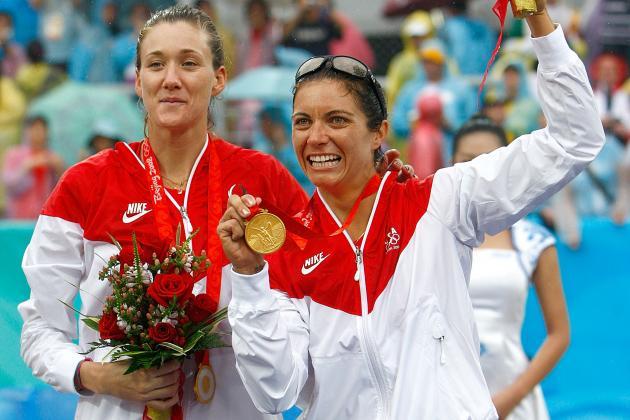 Olympic Beach Volleyball 2012: Top Threats to Kerri Walsh & Misty May-Treanor