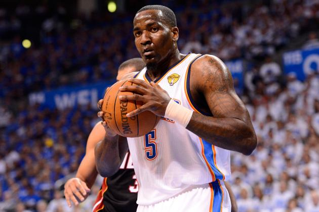 Oklahoma City Thunder: 5 Reasons Why the Thunder Should Trade Kendrick Perkins