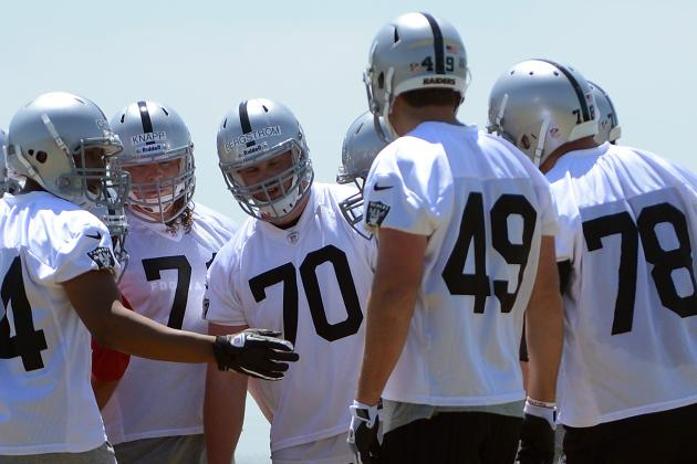 Three Oakland Raiders That Need to Step Up in Training Camp