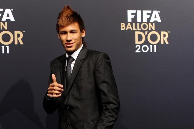 London 2012: Best Men's Soccer Stars You Have to Watch at the Olympics