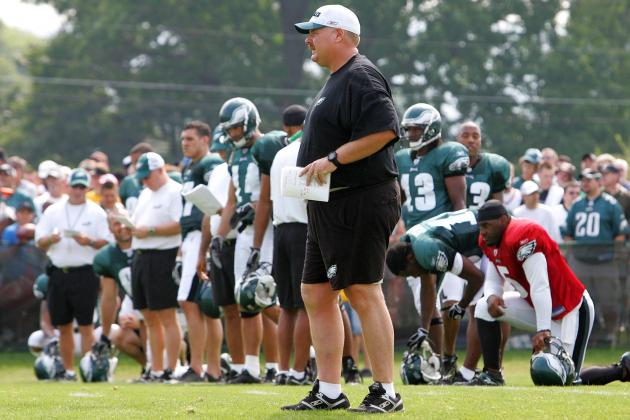 Philadelphia Eagles Toss Up: 10 Hot Topics Debated on by Two B/R Writers