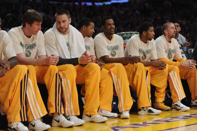 LA Lakers: A Closer Look at the Lakers Bench for the 2012-13 Season