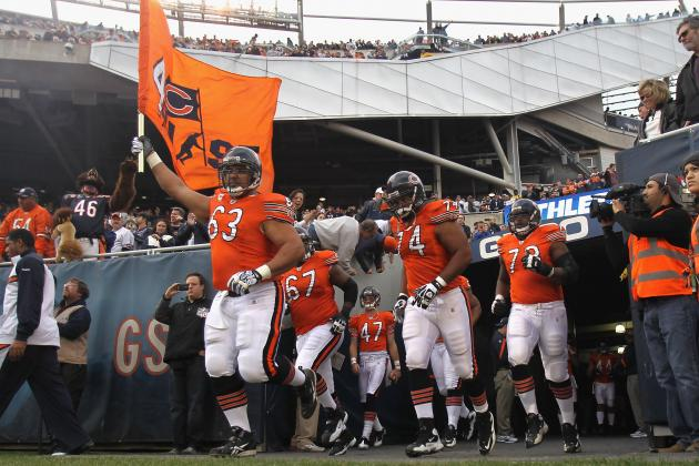 Chicago Bears: Predicting Team Award Winners for the 2012 Season
