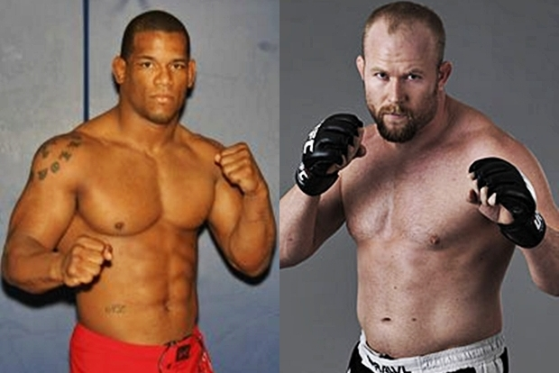 UFC 149: Tim Boetsch vs Hector Lombard Head-to-Toe Breakdown