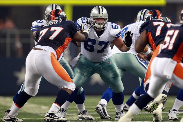 Dallas Cowboys: Why It's Time for Phil Costa to Step Up