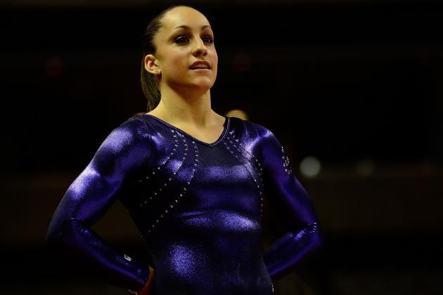 US Olympic Gymnastics Team 2012: Power Ranking Jordyn Wieber's Events