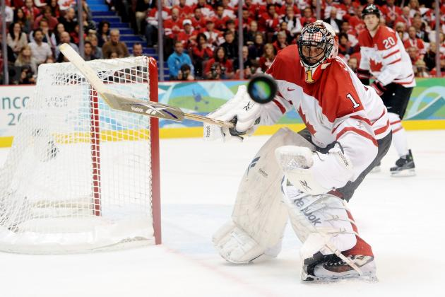 NHL Trade News: 5 Most Likely Teams to Land Unsettled Goalie Roberto Luongo