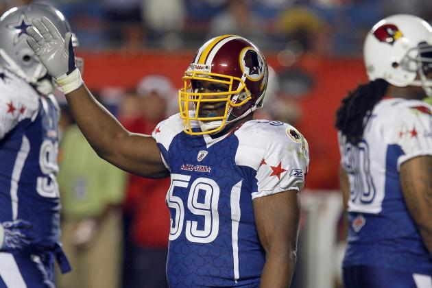 Setting Pro Bowl Odds for Best Players on the Washington Redskins' Roster