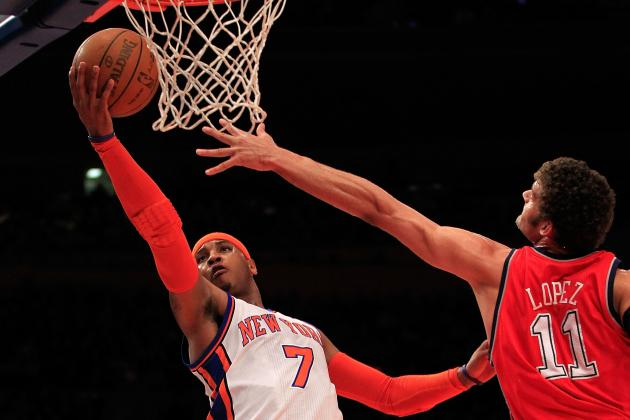 NBA: Who's Really Better, Brooklyn Nets or New York Knicks?