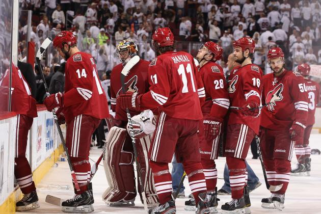 5 Phoenix Coyotes Who Need to Step Up This Season
