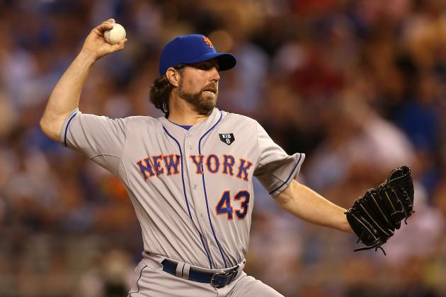 MLB Predictions: R.A. Dickey and 4 Players Who Will Fade in the Second Half
