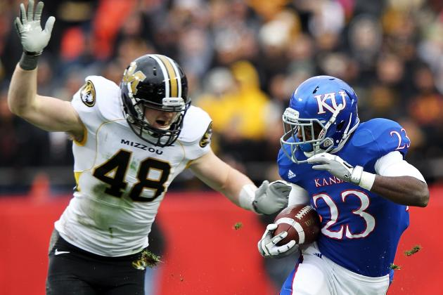 Missouri Football: What You Need to Know About Tigers' LB Andrew Wilson