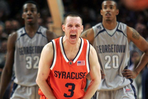 Syracuse Basketball: Greatest Long-Range Shooters in Orange History