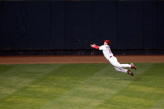 Baseball's 20 Greatest Diving Catches Ever