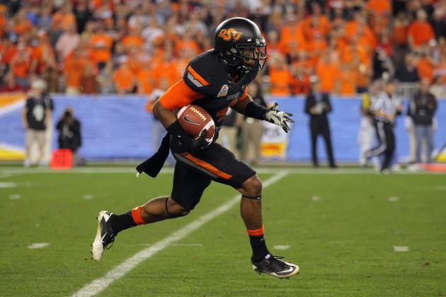 College Football Predictions: Justin Gilbert and 15 Dangerous Kick Returners